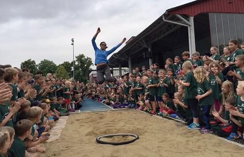 WLV Kinderleicht-Athletik VOR ORT 2018 – jetzt bewerben