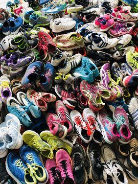 """Finanzielle Unterstützung des Projektes """"Sportschuhe für Kinder in Ghana"""""""