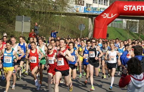 Die Deutschen Halbmarathonmeister 2016 werden in Bad Liebenzell ermittelt