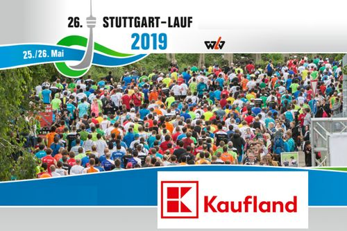 Mit Kaufland zum Stuttgart-Lauf