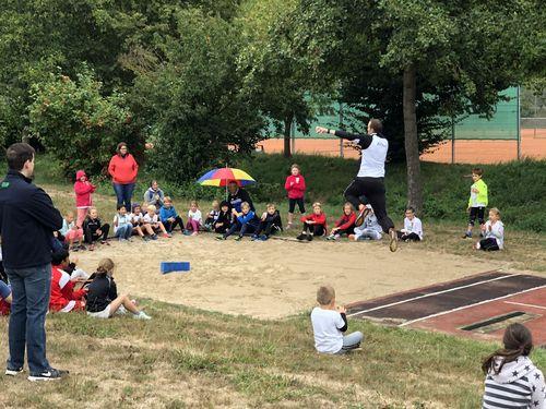 Spaß an der Bewegung beim Kinder- und Jugendtag in Eberstadt