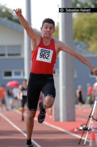 Südd. Meisterschaften U23 und U16 in Walldorf