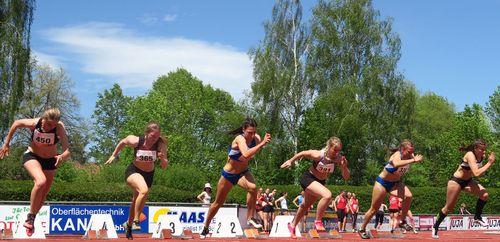 WLV-Team-Meisterschaften im Donaustadion