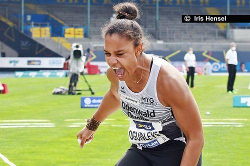 Deutsche Meisterschaften in Braunschweig, 4.-6. Juni 2021