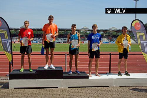 Deutsche Jugendmeisterschaften Ulm, 26.-28. Juli 2019
