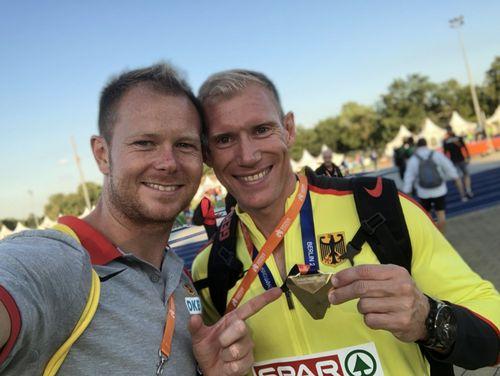 """""""Überlegt, clever und mit Stärke und Präsenz"""": Trainer Christopher Hallmann über Zehnkampf-Europameister Arthur Abele"""