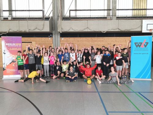 """WLV-YOUletics - young athletics for YOU"" geht auf Tour!"