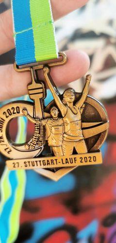 Virtueller Stuttgart-Lauf – Halbzeit