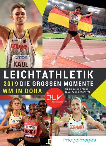 DLV-Bildband zur Leichtathletik-Saison 2019 erschienen