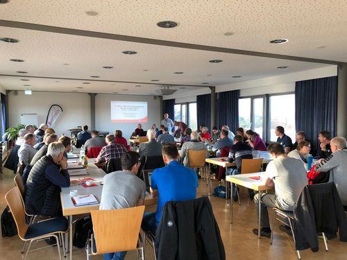 Erfolgreiche BW-Kampfrichterwarte-Tagung in Karlsruhe
