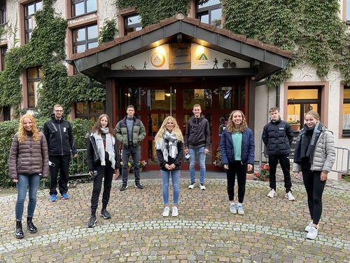 Tageslehrgang der Kaderläufer in Breisach