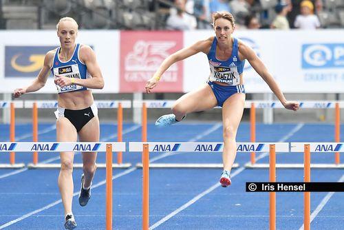 Jackie Baumann beendet überraschend ihre Karriere
