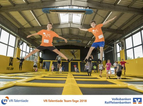 VR-Talentiade 2019 - Faszination nicht nur für Sieger
