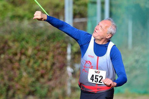 Baden-Württembergische Seniorenmeisterschaften im Wurf-Fünfkampf am 5.10.2019 in Igersheim