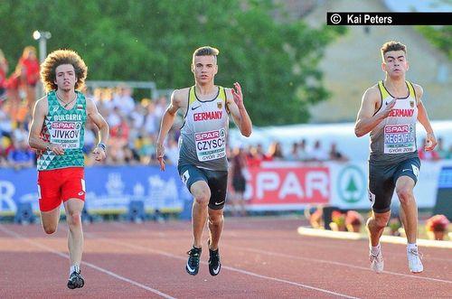 U18-Europameisterschaften 2018 in Györ / Ungarn