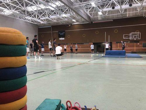 WLV-Lehrteam Kinderleichtathletik unterwegs in Mössingen