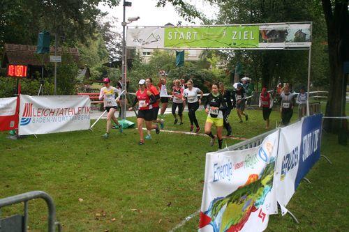 Premiere der BW-Meisterschaften Trailrun ein voller Erfolg