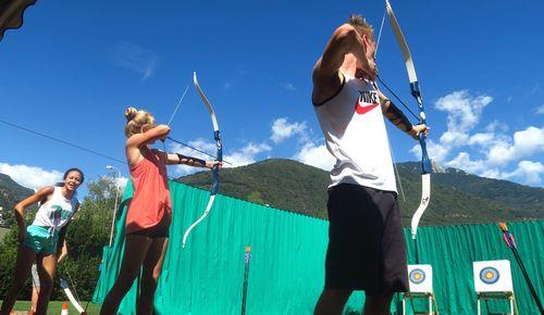 Super Tage beim U18-Lager in Tenero