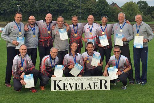 Senioren der LG Rems-Welland gewinnen Gold bei den Deutschen Mannschaftsmeisterschaften