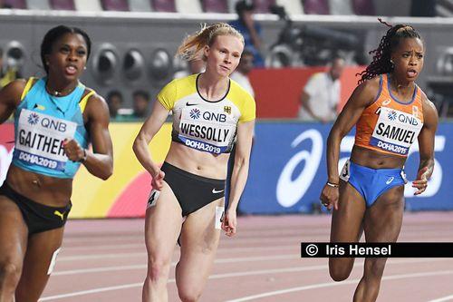 Leichtathletik-Weltmeisterschaften in Doha (Qatar), 27.09. - 04.10.2019