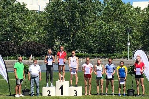 Baden-Württ. Meisterschaften U23 / U18 am 1./2. Juni 2019 in Heilbronn