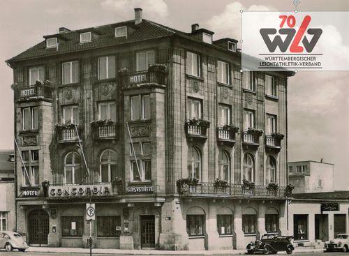 70 Jahre WLV (Fotos: WLV-Archiv)