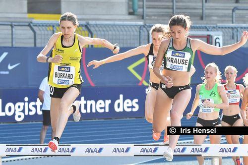 Deutsche Meisterschaften am 8. August 2020 in Braunschweig