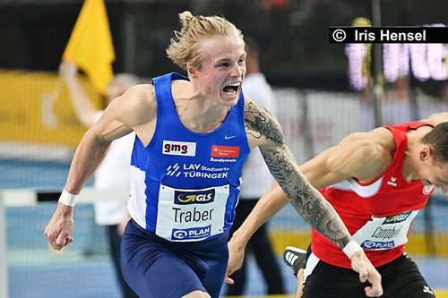 Deutsche Hallenmeisterschaften am 16./17. Februar 2019 in Leipzig