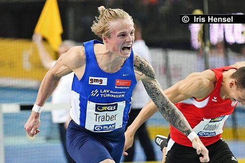 Hanna Klein und Gregor Traber müssen Hallen-EM-Start absagen