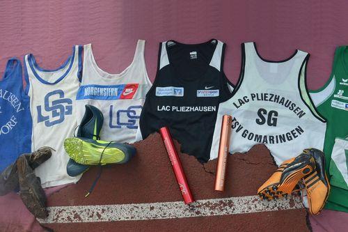 50 Jahre Leichtathletik in Pliezhausen