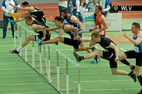 Baden-Württ. Hallenmeisterschaften Aktive und Jugend U20 am 26./27. Januar 2019 in Sindelfingen