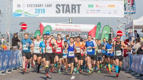 26. Stuttgart-Lauf: Rundum gelungen!
