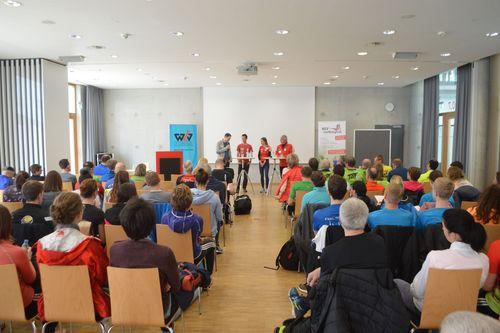 4. WLV-Laufkongress - Sonderaktion für Vereine: 4+1!