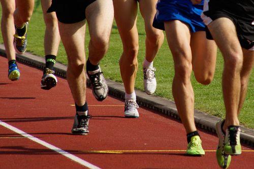 Schwerpunkt-Wettkämpfe Lauf laden zu schnellen Zeiten ein