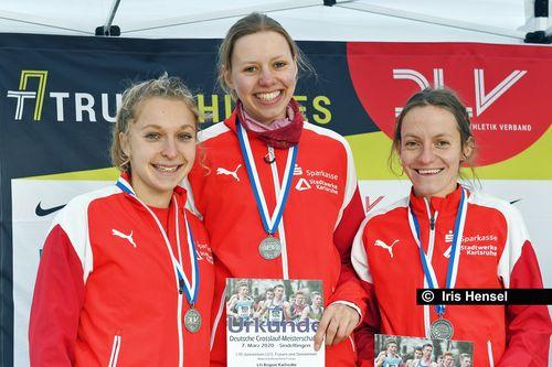 Deutsche Crosslauf-Meisterschaften am 7. März 2020 in Sindelfingen