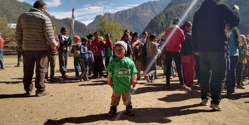 WLV in Nepal Teil 2 – die etwas andere Weihnachtsgeschichte