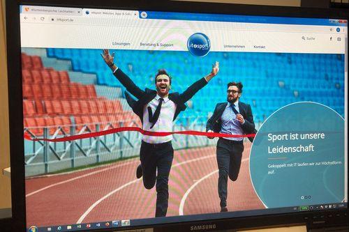 Tricept und it4sport: Zwei kompetente Partner bündeln ihre Kräfte im Bereich Digitalisierung Sport