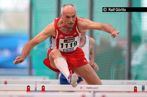 Deutsche Hallenmeisterschaften der Senioren am 2./3. März 2019 in Halle/Saale