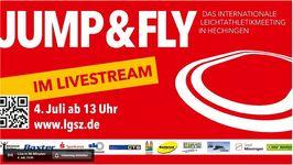 JUMP & FLY Livestream
