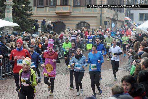 38. Bietigheimer Silvesterlauf am 31.12.2018