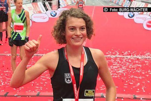 Alina Reh pulverisiert Streckenrekord in Dresden