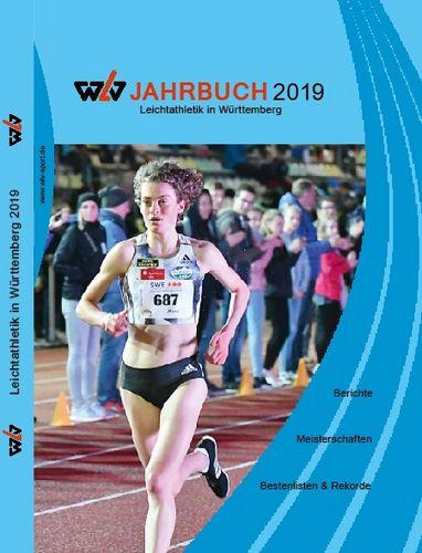 WLV-Jahrbuch 2019: Jetzt bestellen