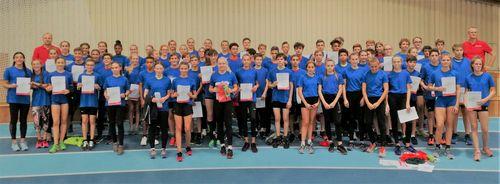 Talentsportfest Mannheim – Talentsichtung des Badischen Leichtathletik-Verbandes