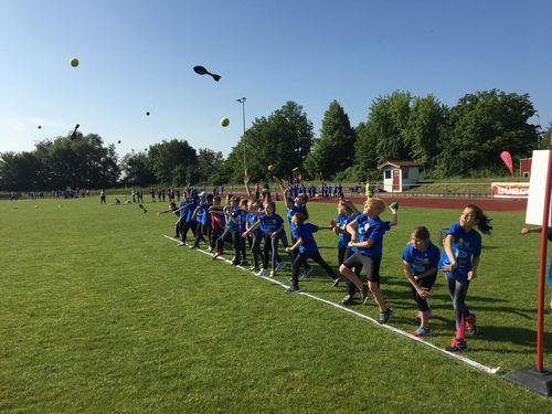 WLV Kinderleicht-Athletik VOR ORT startet wieder durch