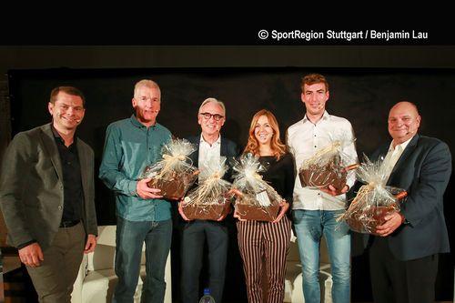 SPORT TALK 26 der SportRegion Stuttgart am 8. Oktober 2019 in Großbottwar