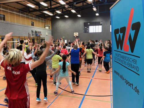 Jetzt bewerben für WLV YOUletics - young athletics for YOU