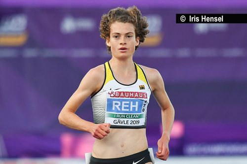 Alina Reh, Simon Stützel und Arne Gabius mit starken Halbmarathonzeiten