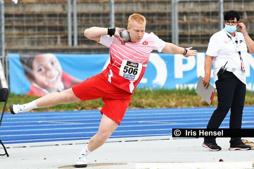 Deutsche Jugendmeisterschaften U20 / U18, 4.-6. September 2020 in Heilbronn