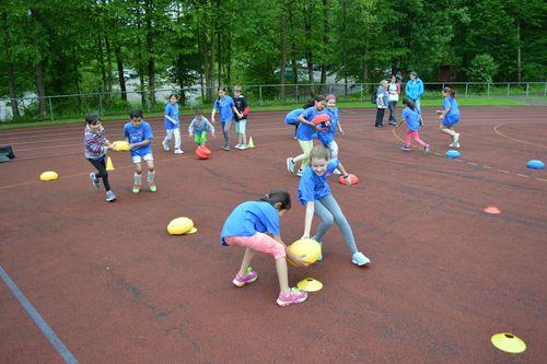 """""""Kinder in Bewegung"""" - Crowdfunding Projekt für Stapelstein-Leihpakete"""