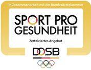 Zertifizierte Gesundheitsangebote im Sportverein oder LaufTREFF